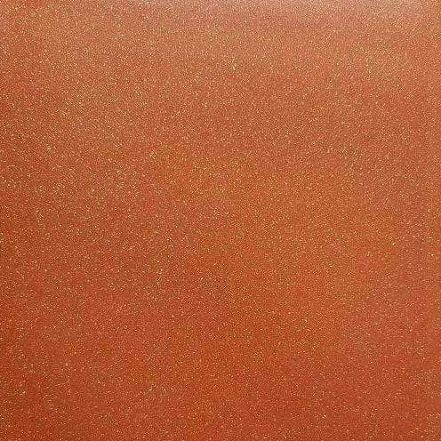 "Crafter's Vinyl Supply Cut Vinyl 20"" x 12"" Siser Glitter Translucent Orange by Crafters Vinyl Supply"