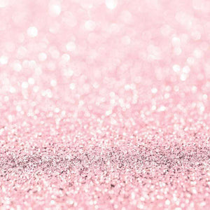 "Crafter's Vinyl Supply Cut Vinyl ORAJET 3651 / 12"" x 12"" Baby Pink Printed Faux Glitter Bokeh - Pattern Vinyl and HTV by Crafters Vinyl Supply"