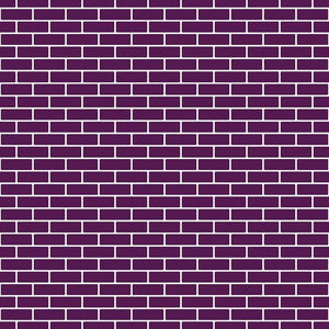 "Crafter's Vinyl Supply Cut Vinyl ORAJET 3651 / 12"" x 12"" Bricks Patterns 11 - Pattern Vinyl and HTV by Crafters Vinyl Supply"
