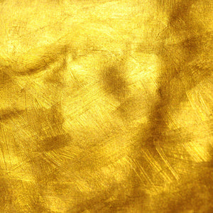 "Crafter's Vinyl Supply Cut Vinyl ORAJET 3651 / 12"" x 12"" Brushed Gold - Pattern Vinyl and HTV by Crafters Vinyl Supply"