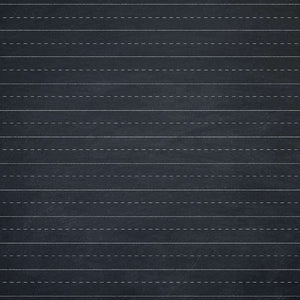 "Crafter's Vinyl Supply Cut Vinyl ORAJET 3651 / 12"" x 12"" Chalkboard Lines - Pattern Vinyl and HTV by Crafters Vinyl Supply"