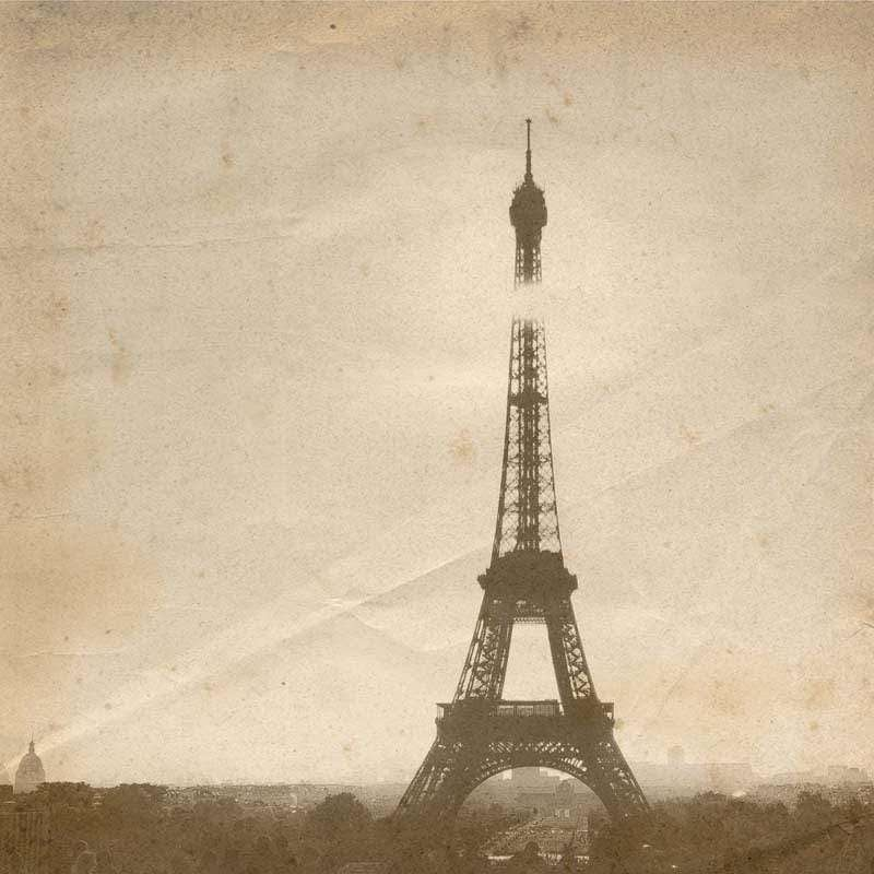 Eiffel Tower - Pattern Vinyl and HTV