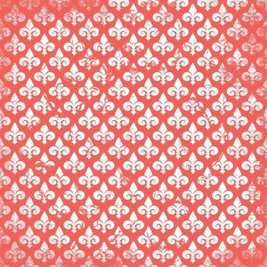Fleur De Lis Patterns 06 - Pattern Vinyl and HTV