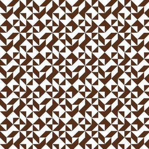 "Crafter's Vinyl Supply Cut Vinyl ORAJET 3651 / 12"" x 12"" Geometric Angle Patterns 22 - Pattern Vinyl and HTV by Crafters Vinyl Supply"