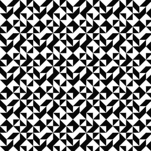 "Crafter's Vinyl Supply Cut Vinyl ORAJET 3651 / 12"" x 12"" Geometric Angle Patterns 24 - Pattern Vinyl and HTV by Crafters Vinyl Supply"
