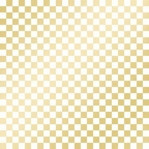 "Crafter's Vinyl Supply Cut Vinyl ORAJET 3651 / 12"" x 12"" Gold Pattern 1 - Pattern Vinyl and HTV by Crafters Vinyl Supply"