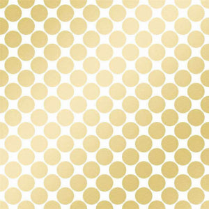 "Crafter's Vinyl Supply Cut Vinyl ORAJET 3651 / 12"" x 12"" Gold Pattern 14 - Pattern Vinyl and HTV by Crafters Vinyl Supply"
