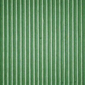 "Crafter's Vinyl Supply Cut Vinyl ORAJET 3651 / 12"" x 12"" Green Corrugated Cardboard - Pattern Vinyl and HTV by Crafters Vinyl Supply"