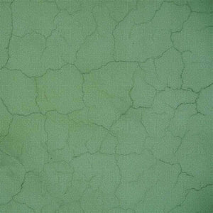 "Crafter's Vinyl Supply Cut Vinyl ORAJET 3651 / 12"" x 12"" Green Cracked Paper - Pattern Vinyl and HTV by Crafters Vinyl Supply"