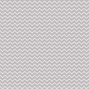 "Crafter's Vinyl Supply Cut Vinyl ORAJET 3651 / 12"" x 12"" Grey Chevron - Pattern Vinyl and HTV by Crafters Vinyl Supply"