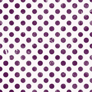 "Crafter's Vinyl Supply Cut Vinyl ORAJET 3651 / 12"" x 12"" Grunge Polka Dot Pattern 11 - Pattern Vinyl and HTV by Crafters Vinyl Supply"