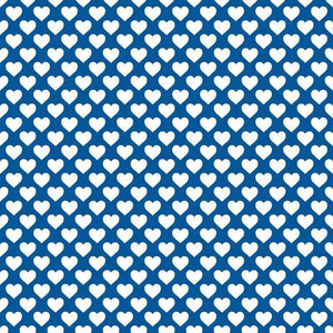 "Crafter's Vinyl Supply Cut Vinyl ORAJET 3651 / 12"" x 12"" Heart Pattern 15 - Pattern Vinyl and HTV by Crafters Vinyl Supply"