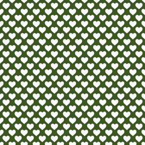 "Crafter's Vinyl Supply Cut Vinyl ORAJET 3651 / 12"" x 12"" Heart Pattern 20 - Pattern Vinyl and HTV by Crafters Vinyl Supply"