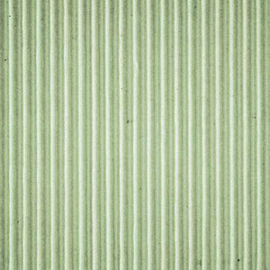 "Crafter's Vinyl Supply Cut Vinyl ORAJET 3651 / 12"" x 12"" Key Lime Pie Corrugated Cardboard - Pattern Vinyl and HTV by Crafters Vinyl Supply"