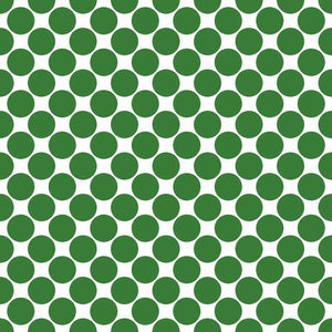 "Crafter's Vinyl Supply Cut Vinyl ORAJET 3651 / 12"" x 12"" Large Colored Dot Pattern 19 - Pattern Vinyl and HTV by Crafters Vinyl Supply"