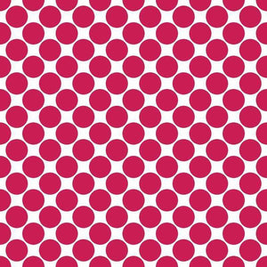 "Crafter's Vinyl Supply Cut Vinyl ORAJET 3651 / 12"" x 12"" Large Colored Dot Pattern 7 - Pattern Vinyl and HTV by Crafters Vinyl Supply"