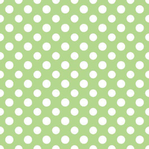 "Crafter's Vinyl Supply Cut Vinyl ORAJET 3651 / 12"" x 12"" Large Polka Dot Pattern 17 - Pattern Vinyl and HTV by Crafters Vinyl Supply"