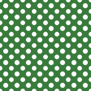 "Crafter's Vinyl Supply Cut Vinyl ORAJET 3651 / 12"" x 12"" Large Polka Dot Pattern 19 - Pattern Vinyl and HTV by Crafters Vinyl Supply"