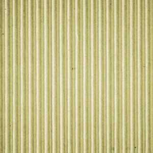 "Crafter's Vinyl Supply Cut Vinyl ORAJET 3651 / 12"" x 12"" Light Yellow Corrugated Cardboard - Pattern Vinyl and HTV by Crafters Vinyl Supply"