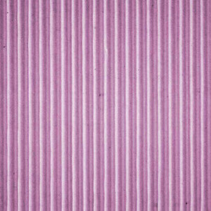 "Crafter's Vinyl Supply Cut Vinyl ORAJET 3651 / 12"" x 12"" Lilac Corrugated Cardboard - Pattern Vinyl and HTV by Crafters Vinyl Supply"