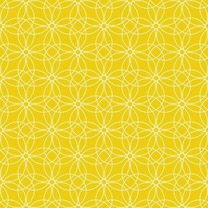 "Crafter's Vinyl Supply Cut Vinyl ORAJET 3651 / 12"" x 12"" Loopy Circles Patterns 2 - Pattern Vinyl and HTV by Crafters Vinyl Supply"