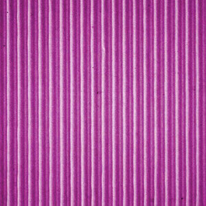 "Crafter's Vinyl Supply Cut Vinyl ORAJET 3651 / 12"" x 12"" Magenta Corrugated Cardboard - Pattern Vinyl and HTV by Crafters Vinyl Supply"
