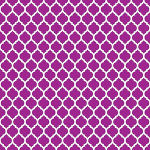 "Crafter's Vinyl Supply Cut Vinyl ORAJET 3651 / 12"" x 12"" Moroccan Patterns 10 - Pattern Vinyl and HTV by Crafters Vinyl Supply"