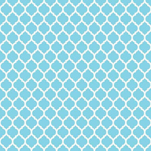 "Crafter's Vinyl Supply Cut Vinyl ORAJET 3651 / 12"" x 12"" Moroccan Patterns 12 - Pattern Vinyl and HTV by Crafters Vinyl Supply"