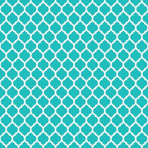 "Crafter's Vinyl Supply Cut Vinyl ORAJET 3651 / 12"" x 12"" Moroccan Patterns 13 - Pattern Vinyl and HTV by Crafters Vinyl Supply"
