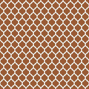 "Crafter's Vinyl Supply Cut Vinyl ORAJET 3651 / 12"" x 12"" Moroccan Patterns 21 - Pattern Vinyl and HTV by Crafters Vinyl Supply"