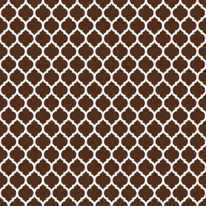 "Crafter's Vinyl Supply Cut Vinyl ORAJET 3651 / 12"" x 12"" Moroccan Patterns 22 - Pattern Vinyl and HTV by Crafters Vinyl Supply"