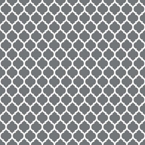"Crafter's Vinyl Supply Cut Vinyl ORAJET 3651 / 12"" x 12"" Moroccan Patterns 23 - Pattern Vinyl and HTV by Crafters Vinyl Supply"