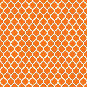 "Crafter's Vinyl Supply Cut Vinyl ORAJET 3651 / 12"" x 12"" Moroccan Patterns 3 - Pattern Vinyl and HTV by Crafters Vinyl Supply"