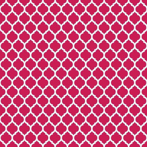 "Crafter's Vinyl Supply Cut Vinyl ORAJET 3651 / 12"" x 12"" Moroccan Patterns 7 - Pattern Vinyl and HTV by Crafters Vinyl Supply"