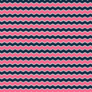 "Crafter's Vinyl Supply Cut Vinyl ORAJET 3651 / 12"" x 12"" Nautical in Pink and Navy Blue Patterns 1 - Pattern Vinyl and HTV by Crafters Vinyl Supply"
