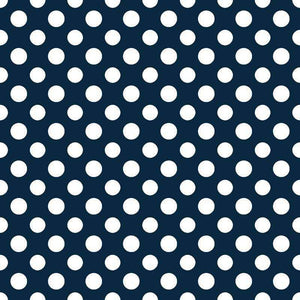 "Crafter's Vinyl Supply Cut Vinyl ORAJET 3651 / 12"" x 12"" Nautical in Pink and Navy Blue Patterns 8 - Pattern Vinyl and HTV by Crafters Vinyl Supply"