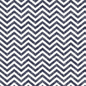 "Crafter's Vinyl Supply Cut Vinyl ORAJET 3651 / 12"" x 12"" Navy Blue Printed Faux Glitter Chevron - Pattern Vinyl and HTV by Crafters Vinyl Supply"