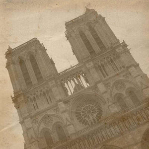 "Crafter's Vinyl Supply Cut Vinyl ORAJET 3651 / 12"" x 12"" Notre Dame - Pattern Vinyl and HTV by Crafters Vinyl Supply"