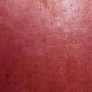 "Crafter's Vinyl Supply Cut Vinyl ORAJET 3651 / 12"" x 12"" Red Scratched Metal - Pattern Vinyl and HTV by Crafters Vinyl Supply"