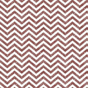 "Crafter's Vinyl Supply Cut Vinyl ORAJET 3651 / 12"" x 12"" Rosewood Printed Faux Glitter Chevron - Pattern Vinyl and HTV by Crafters Vinyl Supply"