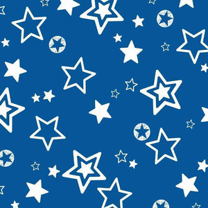 "Crafter's Vinyl Supply Cut Vinyl ORAJET 3651 / 12"" x 12"" Seeing Stars Patterns 15 - Pattern Vinyl and HTV by Crafters Vinyl Supply"