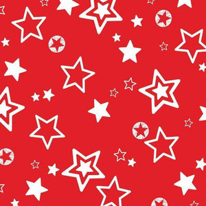 "Crafter's Vinyl Supply Cut Vinyl ORAJET 3651 / 12"" x 12"" Seeing Stars Patterns 8 - Pattern Vinyl and HTV by Crafters Vinyl Supply"