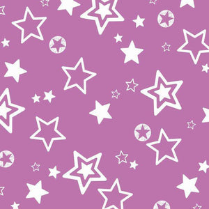 "Crafter's Vinyl Supply Cut Vinyl ORAJET 3651 / 12"" x 12"" Seeing Stars Patterns 9 - Pattern Vinyl and HTV by Crafters Vinyl Supply"