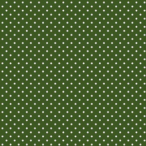 "Crafter's Vinyl Supply Cut Vinyl ORAJET 3651 / 12"" x 12"" Small White Dot Pattern 20 - Pattern Vinyl and HTV by Crafters Vinyl Supply"