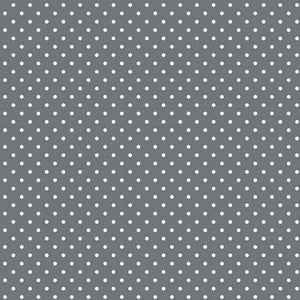 "Crafter's Vinyl Supply Cut Vinyl ORAJET 3651 / 12"" x 12"" Small White Dot Pattern 23 - Pattern Vinyl and HTV by Crafters Vinyl Supply"