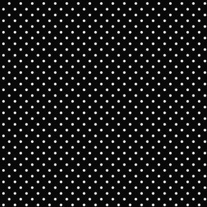 "Crafter's Vinyl Supply Cut Vinyl ORAJET 3651 / 12"" x 12"" Small White Dot Pattern 24 - Pattern Vinyl and HTV by Crafters Vinyl Supply"