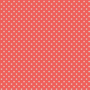 "Crafter's Vinyl Supply Cut Vinyl ORAJET 3651 / 12"" x 12"" Small White Dot Pattern 6 - Pattern Vinyl and HTV by Crafters Vinyl Supply"