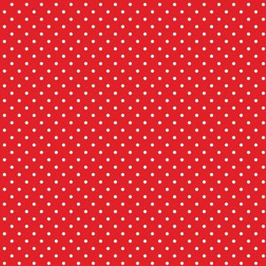 "Crafter's Vinyl Supply Cut Vinyl ORAJET 3651 / 12"" x 12"" Small White Dot Pattern 8 - Pattern Vinyl and HTV by Crafters Vinyl Supply"