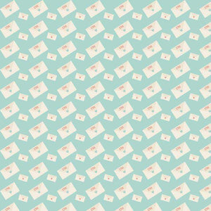 "Crafter's Vinyl Supply Cut Vinyl ORAJET 3651 / 12"" x 12"" Sweet Love 9 - Pattern Vinyl and HTV by Crafters Vinyl Supply"