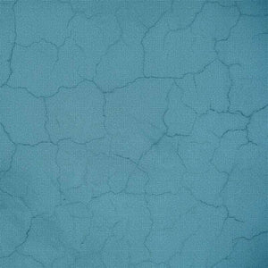 "Crafter's Vinyl Supply Cut Vinyl ORAJET 3651 / 12"" x 12"" Teal Blue Cracked Paper - Pattern Vinyl and HTV by Crafters Vinyl Supply"